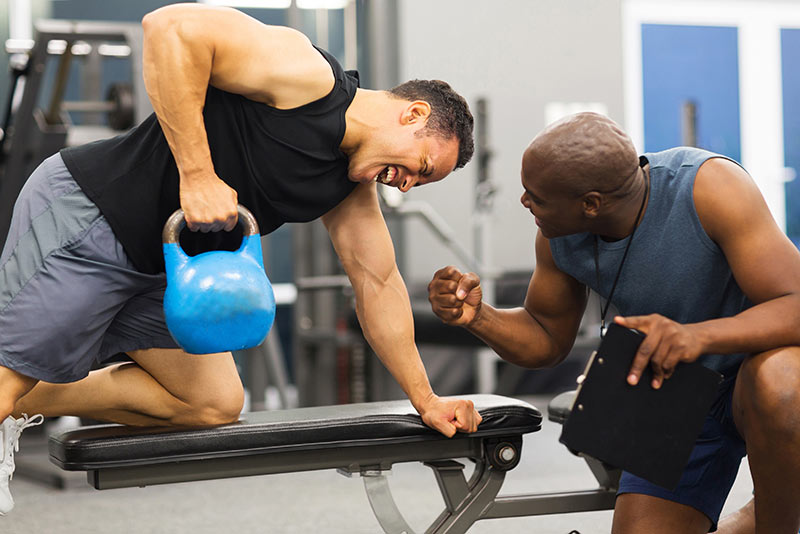 Trilogy Personal Training course in London