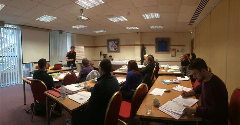 Trilogy day one complete at Sport Wales Cardiff