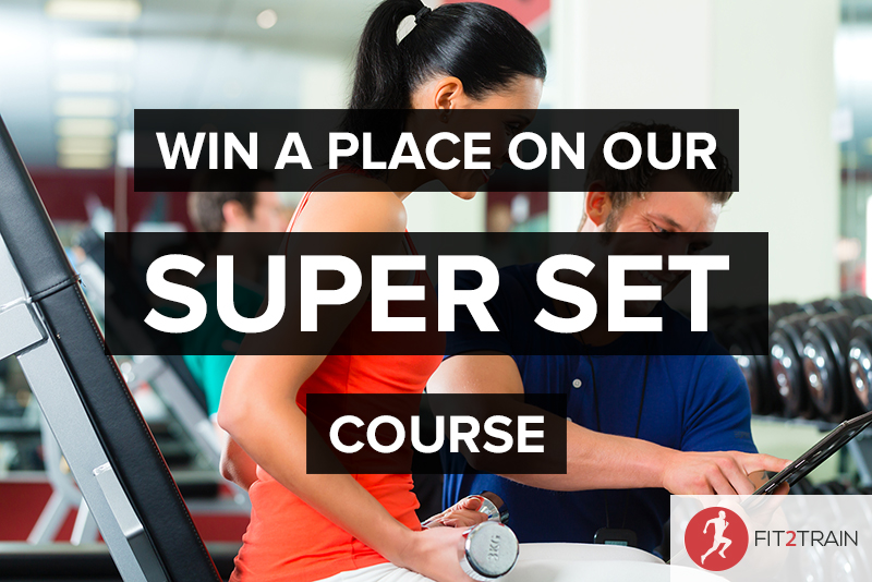 Win A Place On Our SuperSet Course