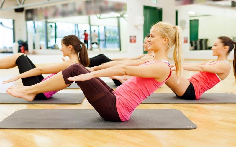 Diploma In Teaching Pilates