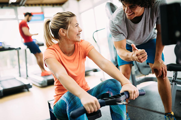 getting new clients for personal training